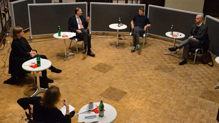 rbb Forum Diskussion am 18.11.2020